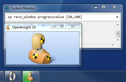 Progress Bar 50% complete